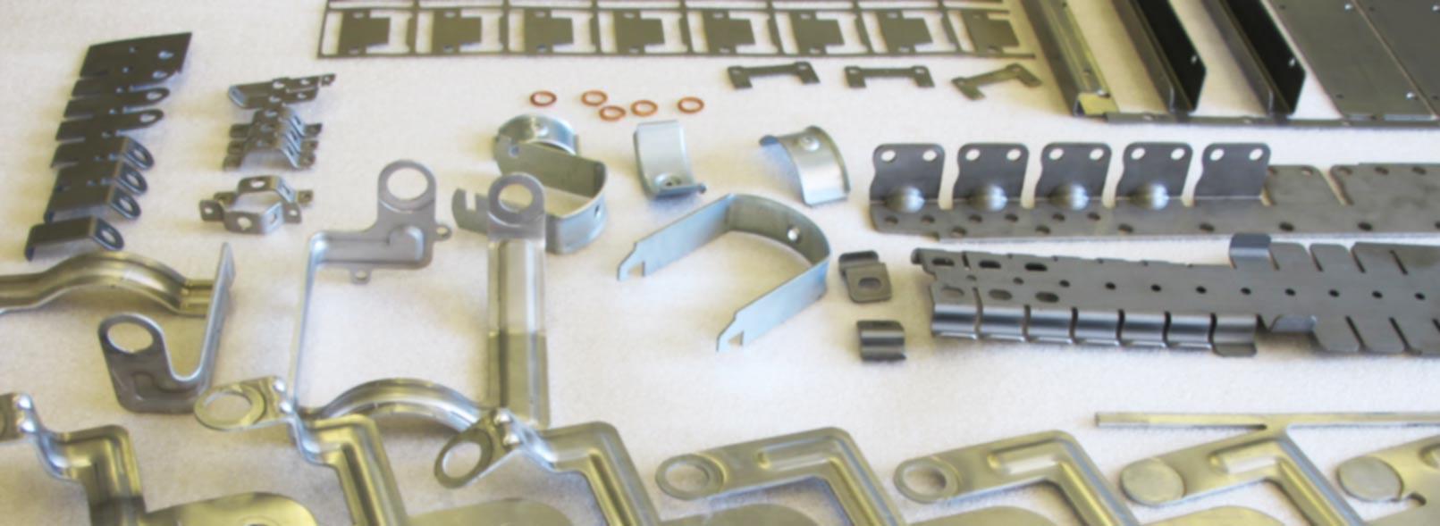 Výroba postupových lisovacích nástrojů
